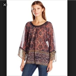 🔥NEW🔥Anthro Tracy Reese peasant boho blouse
